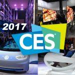 直击CES 2017 嗅出未来科技脉动!