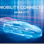 IAA2015レポート:自動車技術の最重要トレンド、コネクテッド・カー