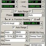オーディオ製品用コンデンサ 音質評価分析(中) 非標準高レベル試験における差異